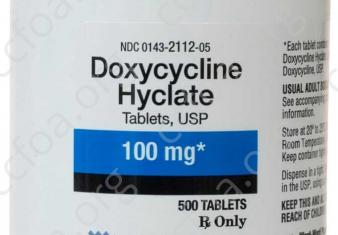 Doxycycline