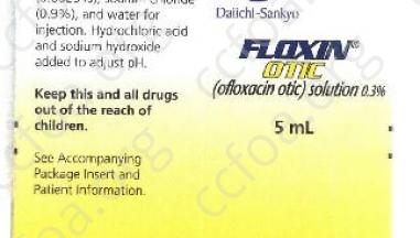 Floxin