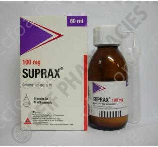 Suprax